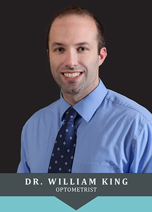 William King, OD