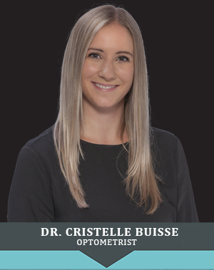 Cristelle Buisse, OD